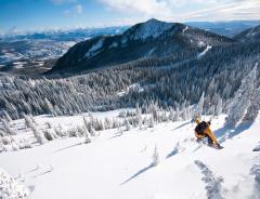 Самые крупные горнолыжки в Британской Колумбии (Часть 1)