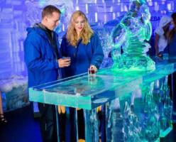 6 классных ледовых баров в Канаде, куда можно пойти зимой