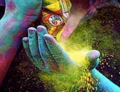 Раскройте свои истинные цвета на фестивале Holi Colour Festival этим летом