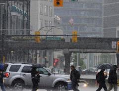 В Ванкувере шёл дождь почти каждый день на протяжении двух месяцев