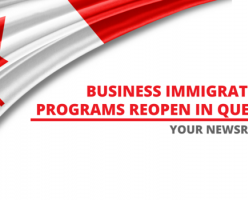 Программа Квебека для иностранных предпринимателей (Quebec Business Immigration)