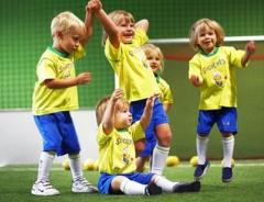 Детский футбольный клуб SEFA (Stars European Football Academy) объявляет набор детей!