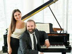 Российско-канадский фортепианный дуэт Fedorova&Takser в Ванкувере!