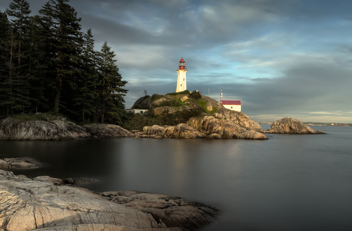 Парк Лайтхаус (Lighthouse Park)