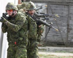 Канада пошлёт часть войск в Латвию для присоединения к бригаде НАТО