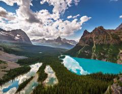 Канаду заняла 2-е место в списке самых красивых стран мира в 2018