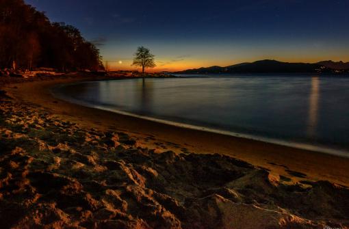 Пляжи Ванкувера: Пляж Спэниш Бэнкс (Spanish Banks Beach)