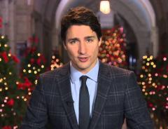 Рождественская речь Джастина Трюдо