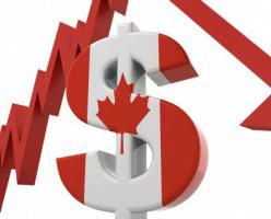 Канадская экономика демонстрирует разочаровывающие показатели