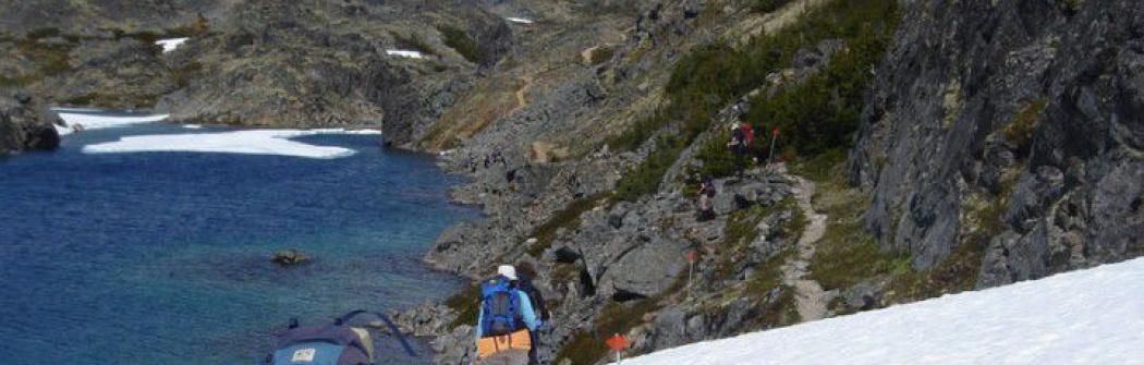 Пять самых опасных походных маршрутов (хайкингов) в Канаде