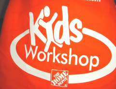 Home Depot Kid Workshops – Хоум Депо Семинары для детей