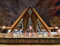 Ванкуверский морской музей (Vancouver Maritime Museum)