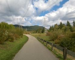 Пеший маршрут Кокитлэм Кранч (Coquitlam Crunch)