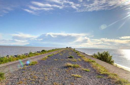 Региональный парк Айона Бич (Iona Beach Regional Park)