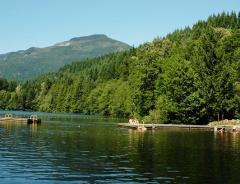 Парк Элис Лэйк (Alice Lake)