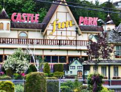 Парк веселья в замке (Castle Fun Park)