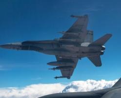 Канадские истребители наносят удары по объектам ИГИЛ в Ираке