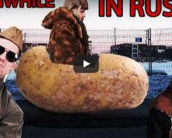 Канадцы сделали рекламу-пародию несуществующей русской водки