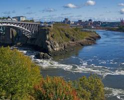 Нью-Брансуик: информация о провинции