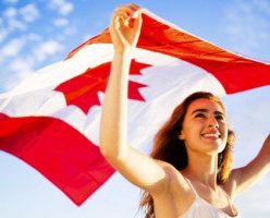 Красота по-канадски