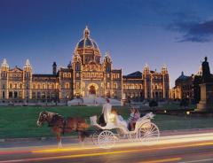 Город Виктория: столица Британской Колумбии