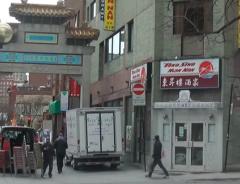 Прогулки по Канаде. Монреаль. Chinatown Montreal