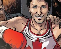 Джастин Трюдо стал героем новых комиксов Marvel