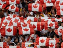 """О """"наших"""" иммигрантах в Канаде"""
