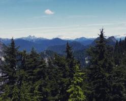 Гора Литтл Гоат (Little Goat Mountain)
