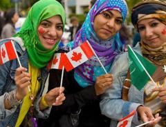 Канада показывает миру, что поддерживает мусульман