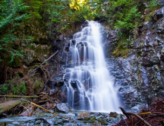 Водопады Норвэн (Norvan Falls)