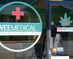 Работники магазина по продаже марихуаны сообщили полиции об ограблении, но их самих арестовали