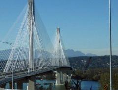 Проезд по мостам Port Mann и Golden Ears станет бесплатным