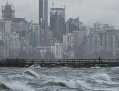 Учёные предупреждают, что скоро Ванкувер уйдёт под воду