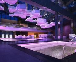 Ночной клуб с бассейном будет открыт в Trump Vancouver Hotel