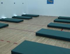 В одном из корпусов BCIT была обустроена необычная комната для отдыха