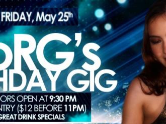 Dискотекa в клубе MagnetiQ , May 25th, Friday