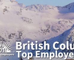 100 лучших работодателей в Британской Колумбии 2016
