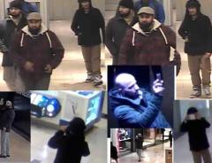 Полиция Ванкувера разыскивает троих мужчин ближневосточной наружности