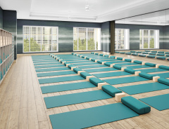Роскошный фитнес-клуб скоро появится в Ванкувере (ФОТО)