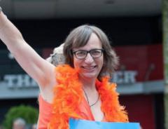 Морган Огер не хватило совсем немного, чтобы стать первым трансгендерным политиком Канады