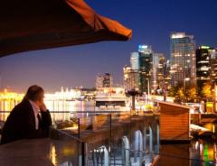Лучшие террасы на крышах в Ванкувере