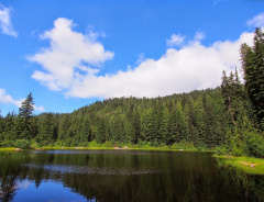 Озеро Голди (Goldie Lake)