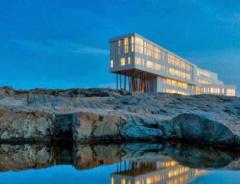 Романтичные отели Канады: 10 самых известных отелей