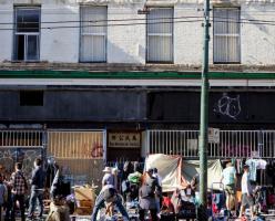 Ванкувер – город наркоманов и бездомных?