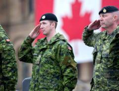 Как попасть на службу в канадскую армию?