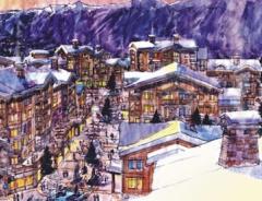 Вблизи Ванкувера начнут строить новую огромную горнолыжную базу