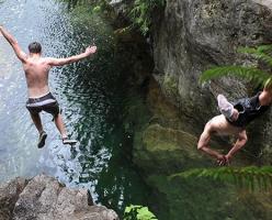 Лучшие места для прыжков со скалы в воду вблизи Ванкувера