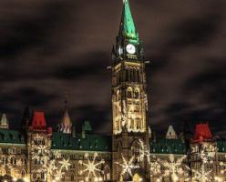 О канадском рождестве и новом годе