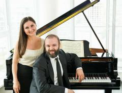 Российско-канадский фортепианный дуэт Fedorova&Takser вновь в Ванкувере!
